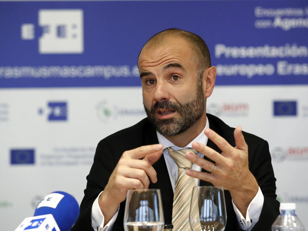 Gonzalo Corrales, socio fundador y consejero delegado de AGM Sports.