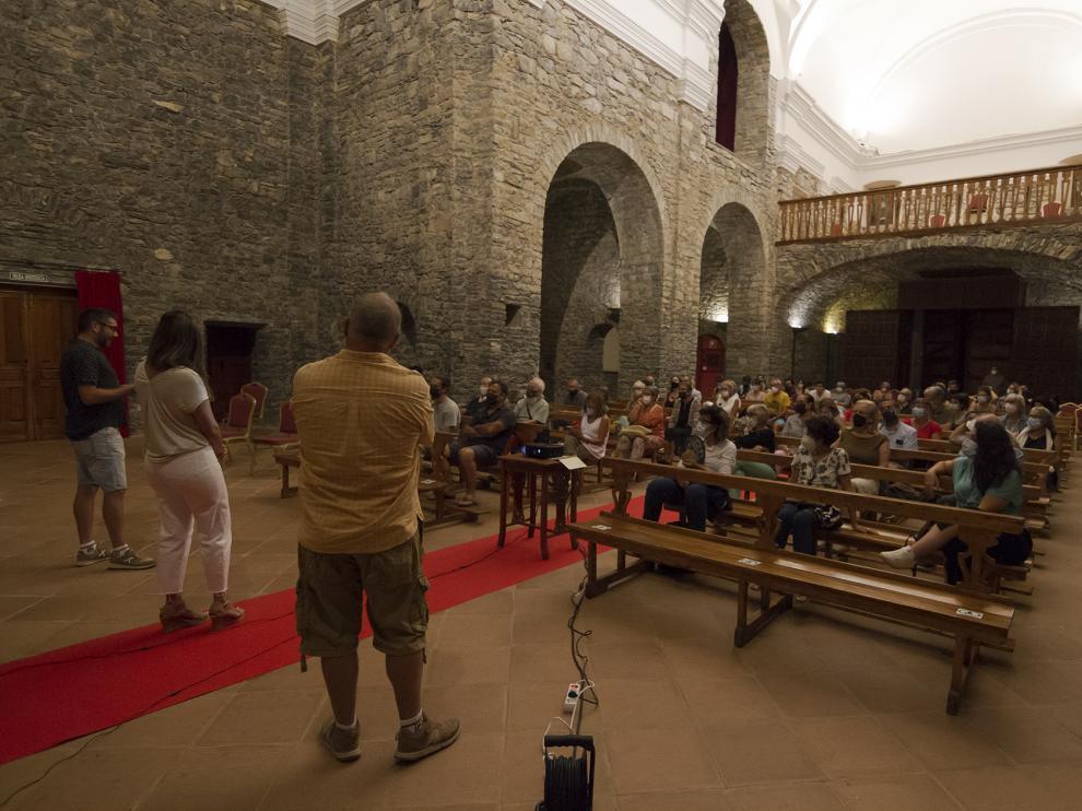 Antes de la proyección de este domingo de 'Calabuch' en homenaje a su director, Berlanga