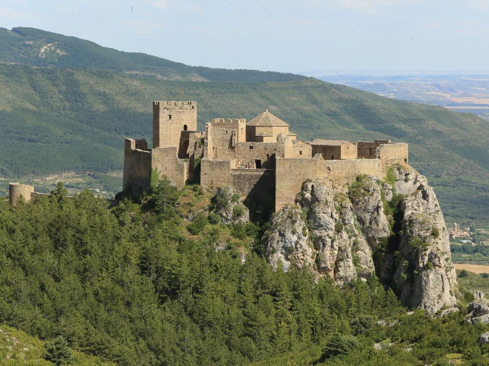 El Castillo de Loarre albergará el rodaje de 'Irati' en octubre.