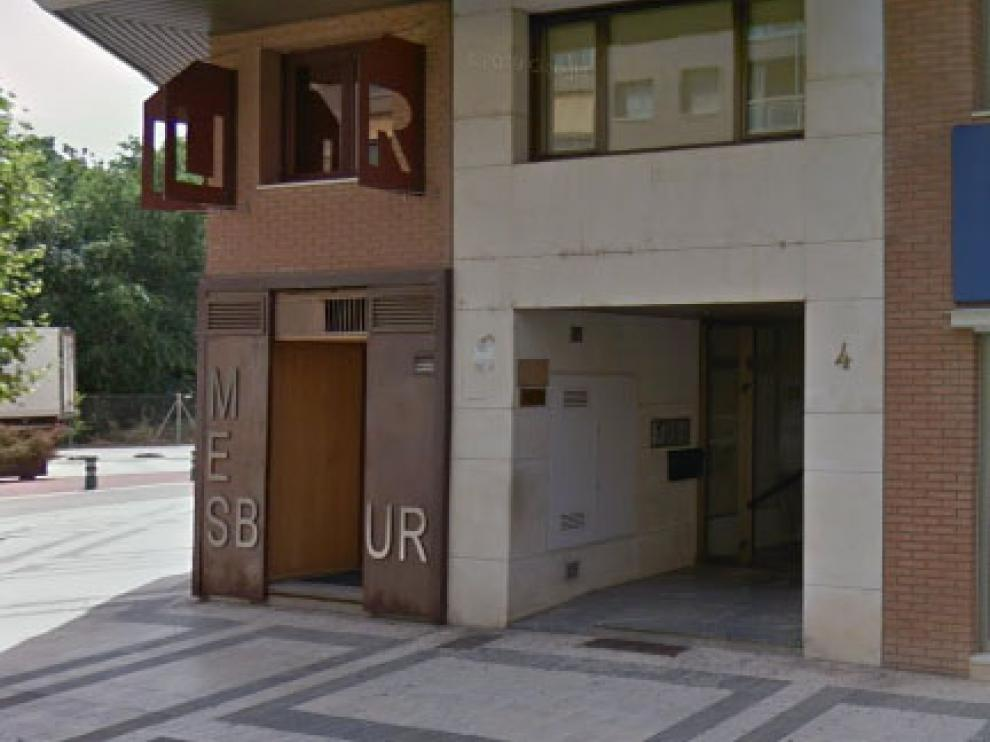 Portal de Ronda Estación número 4.