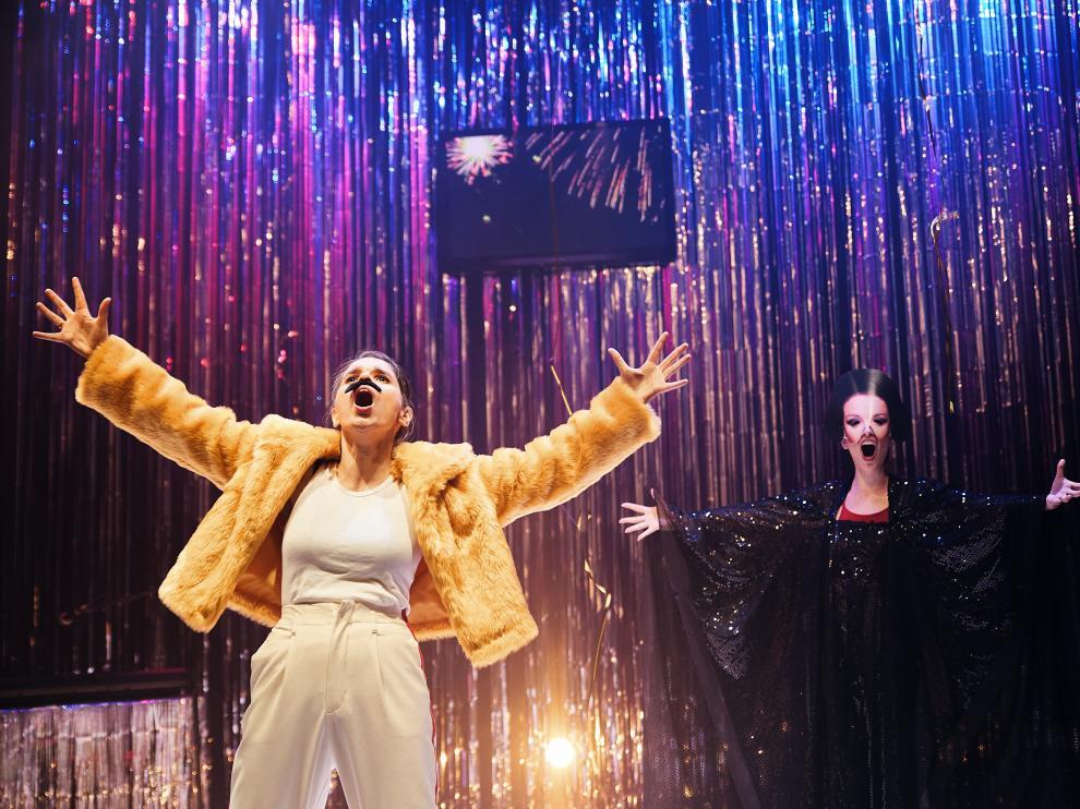 La compañía Teatro en Vilo actuará en el festival.