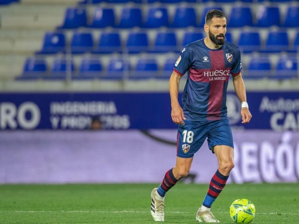 Dimitrios Siovas deja de pertenecer al Huesca.