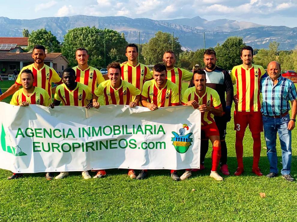 La Fueva finalmente jugará en Primera Regional esta temporada