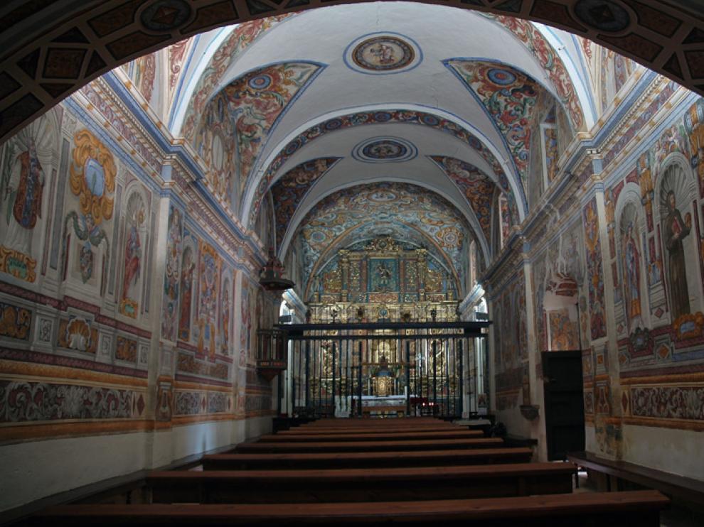 Ermita de Casbas
