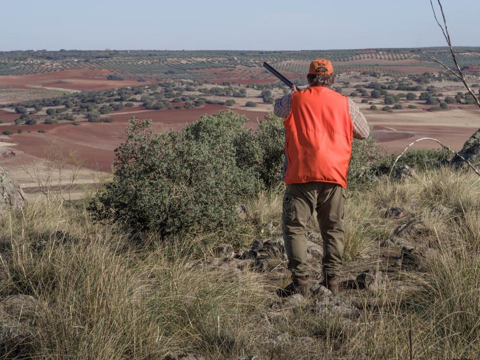 Actividad cinegética en Aragón