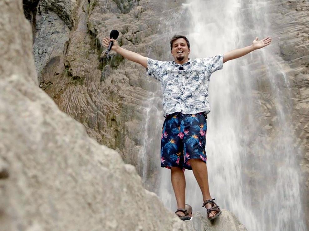 El programa un lugar para bañarme, de Aragón TV, supera los 30.000 espectadoresde media