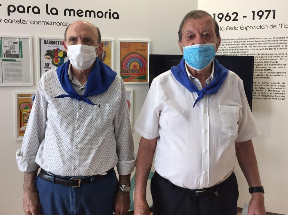 Felipe Salinas ha leído en algunos medios locales el pregón escrito por Luis Montes