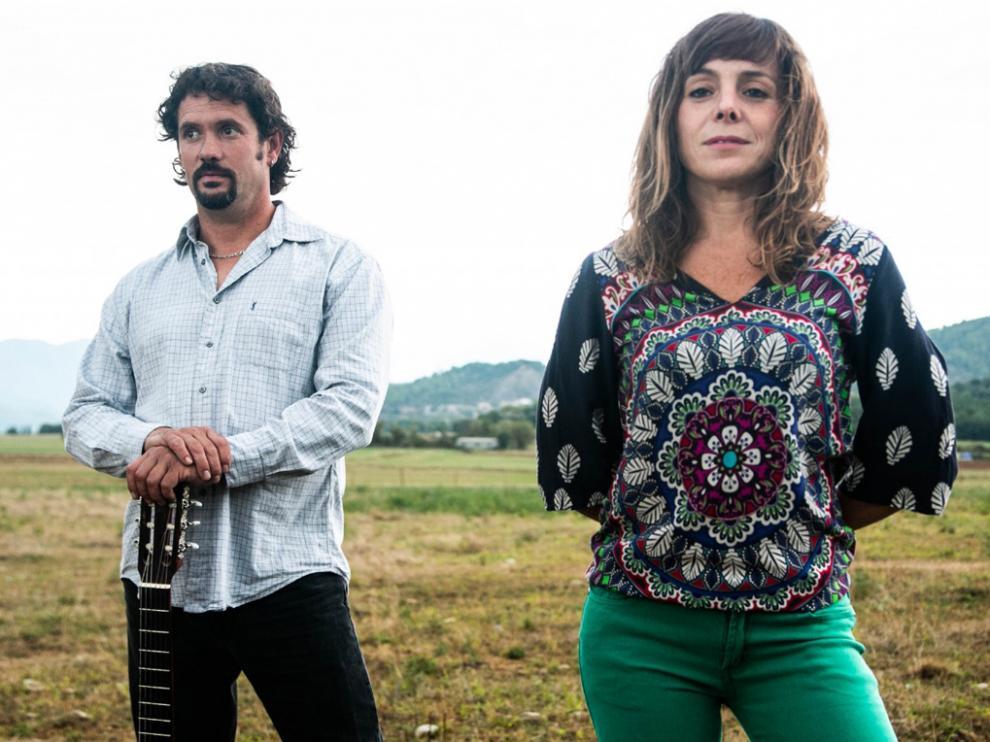 Ana Diáfana e Iñaki Zuazu