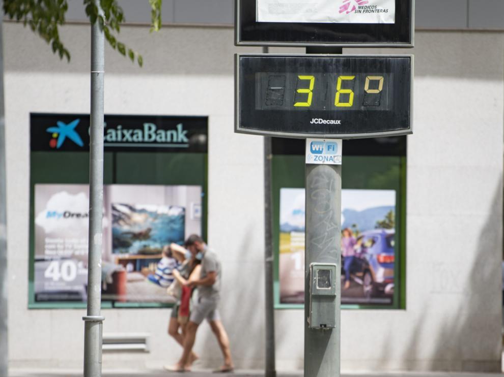 Este domingo las temperaturas se situarán hasta 10 grados por encima de lo habitual