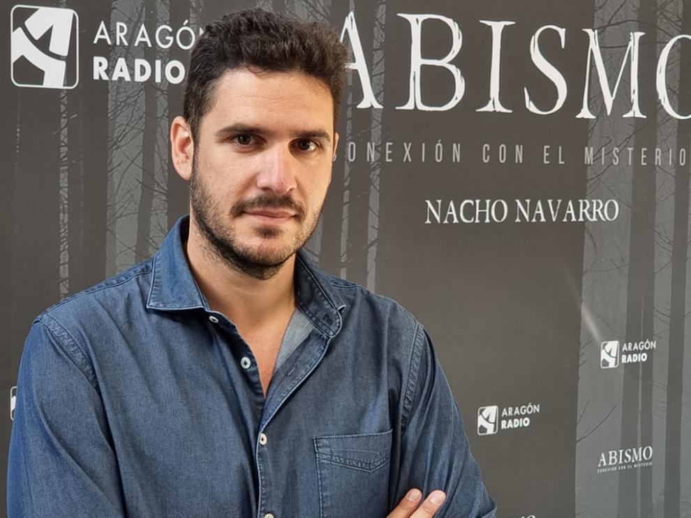 Nacho Navarro, el pasado jueves, en la presentación del programa