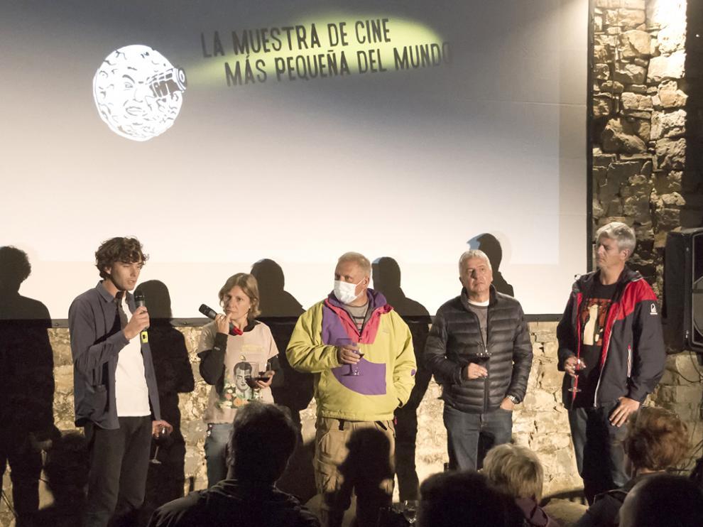Presentación de la película 'Dersu Uzala'