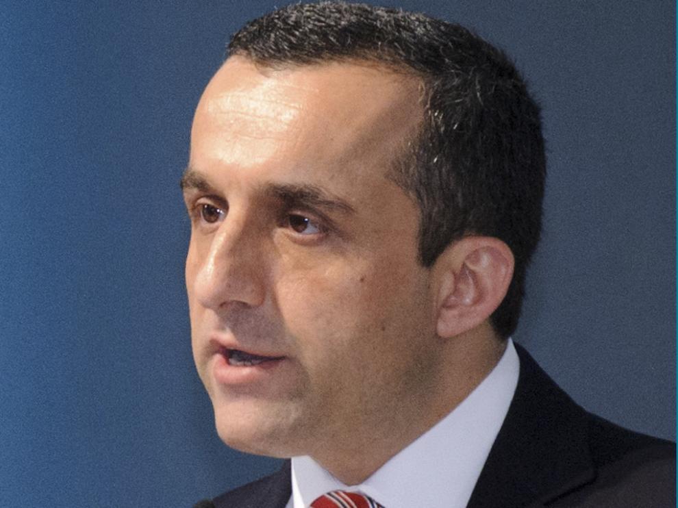 Amrullah Saleh.