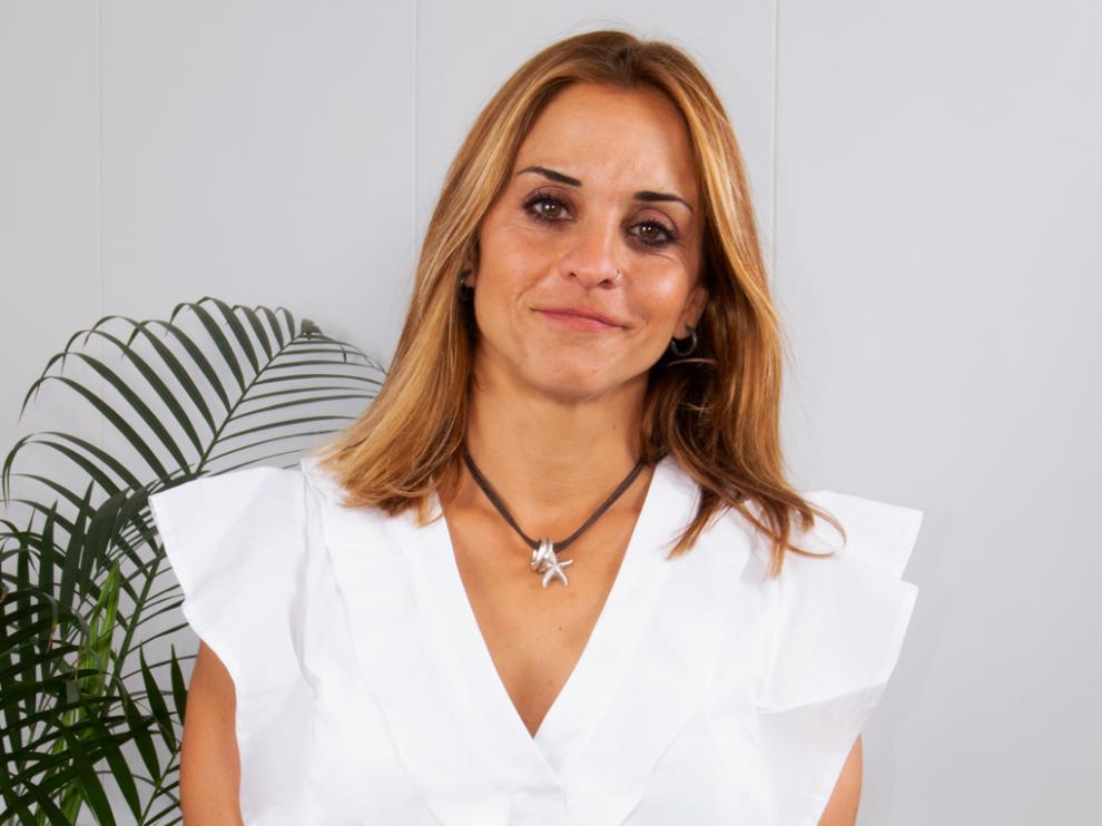 María José Abellanas es voluntaria en Proyecto Hombre Huesca.
