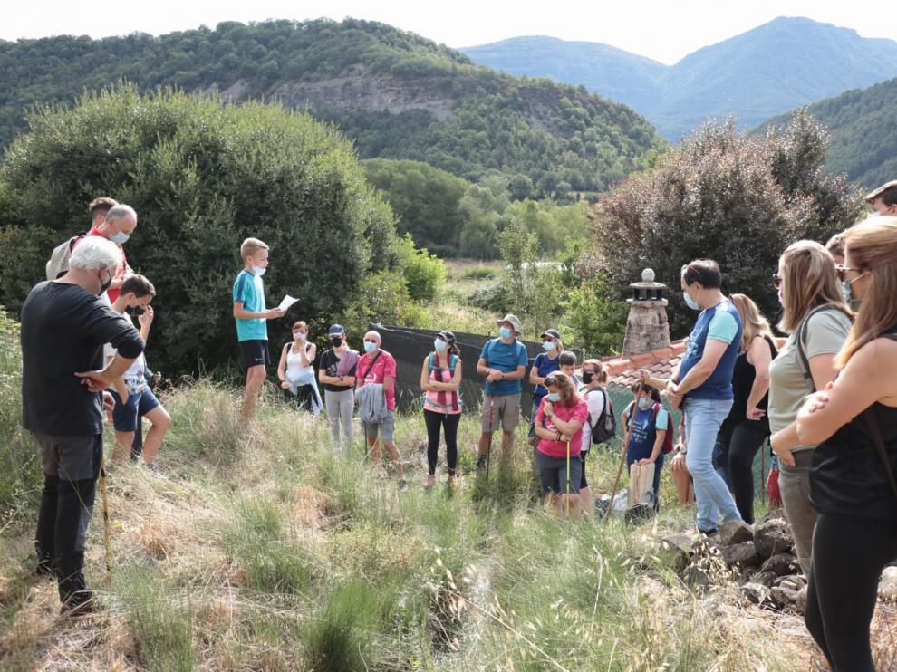 Ruta por el entorno de Senegüé y Sorripas.