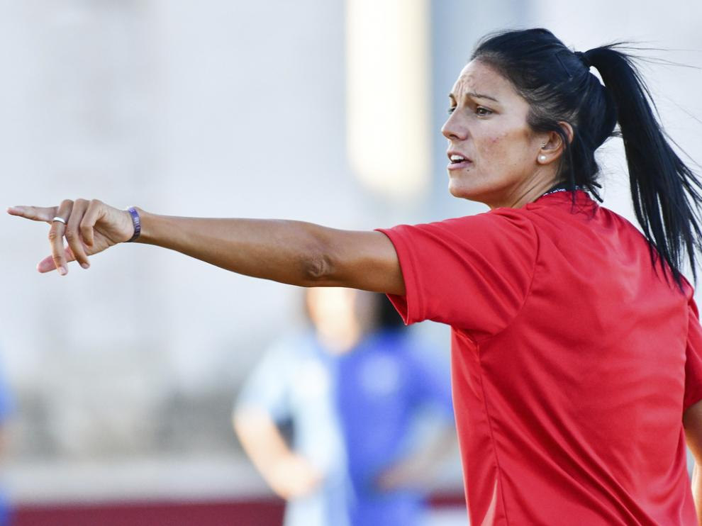 Verónica Rodríguez sigue un año más al frente del equipo azulgrana.
