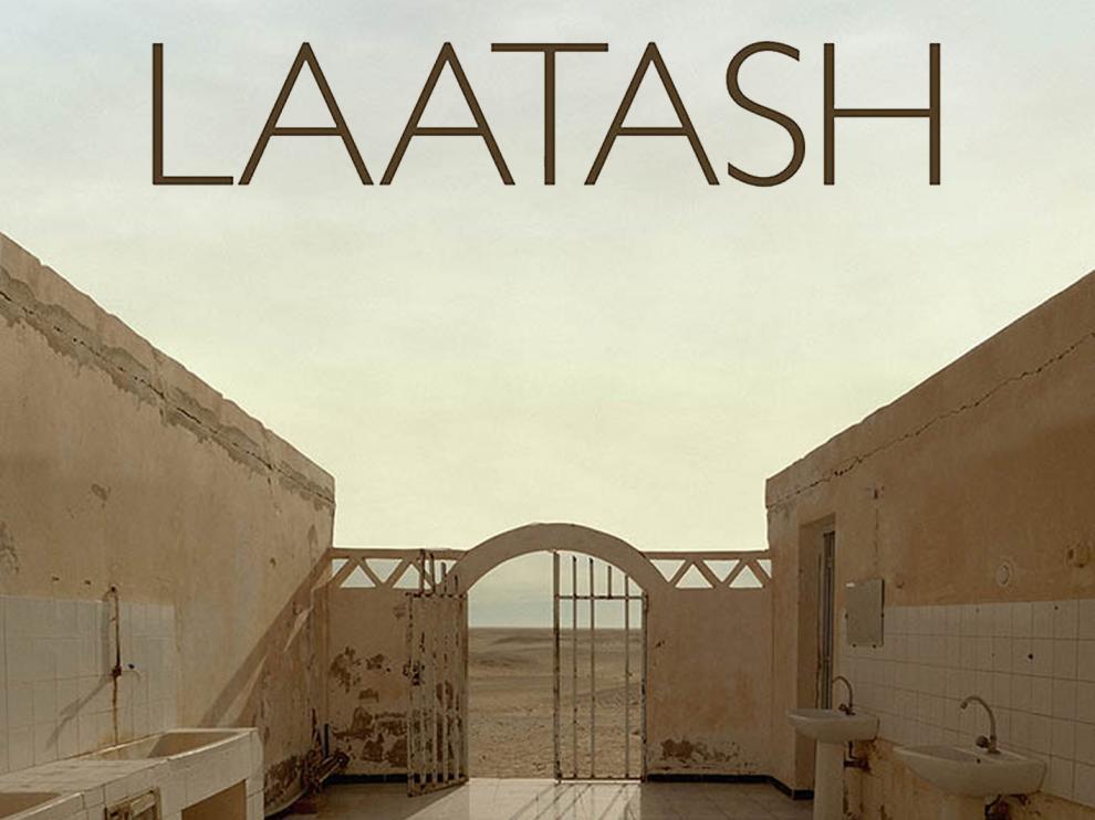 """Cartel del documental """"Laatash"""""""
