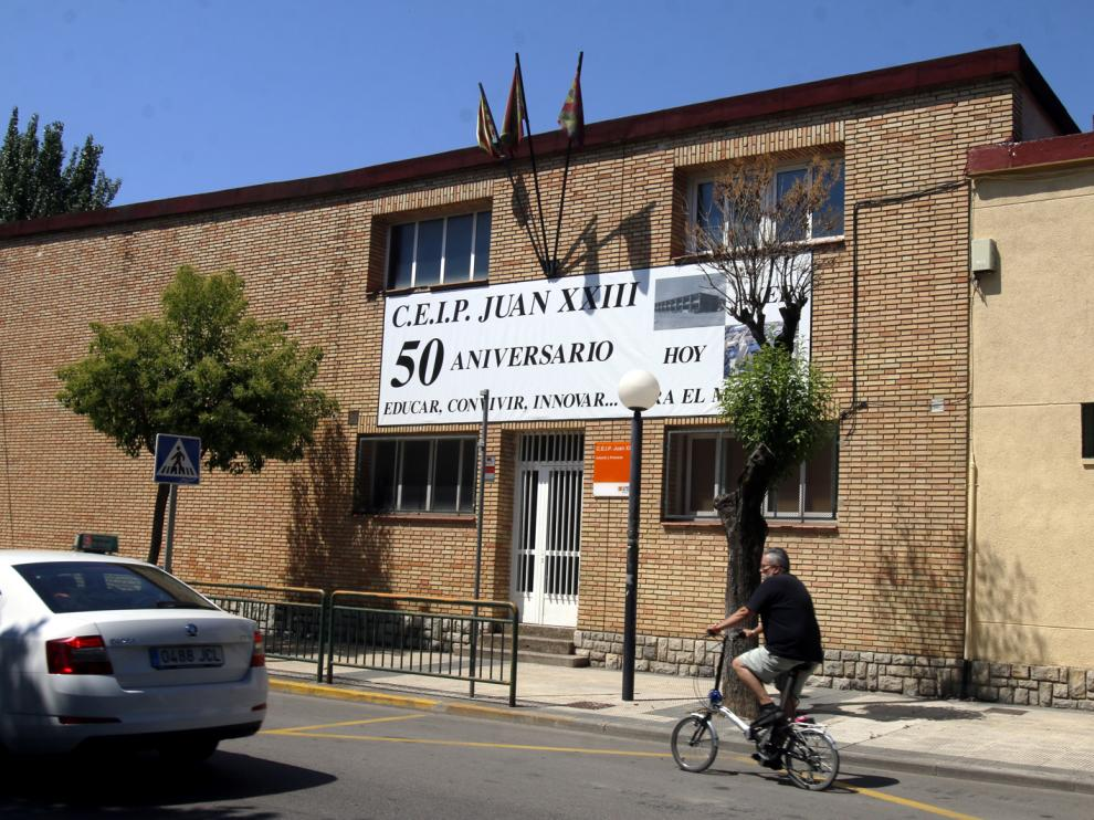 Colegio Juan XXIII de Huesca    PABLO SEGURA PARDINA - 26 - 7 - 18 [[[DDA FOTOGRAFOS]]]
