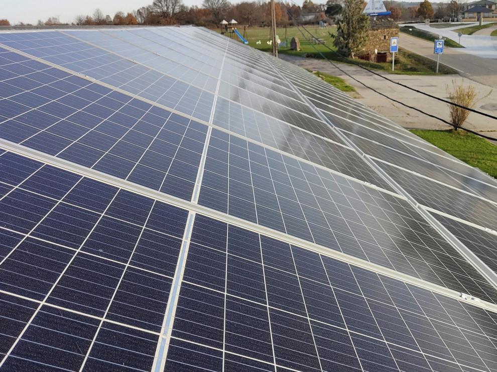 Paneles solares, una alternativa a la energía eléctrica