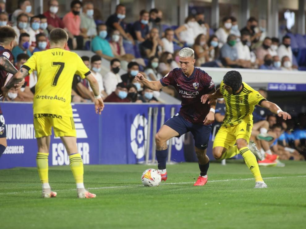 El Huesca y el Oviedo han cerrado la cuarta jornada de Segunda.