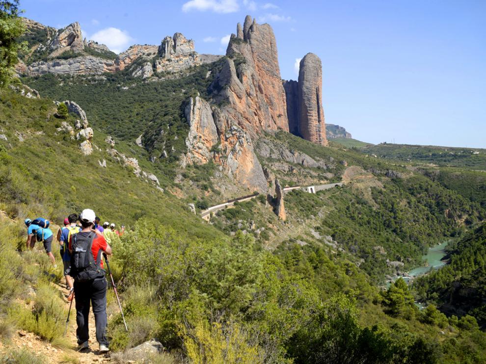 Ruta de Ecoturismo por Riglos y el río Gállego