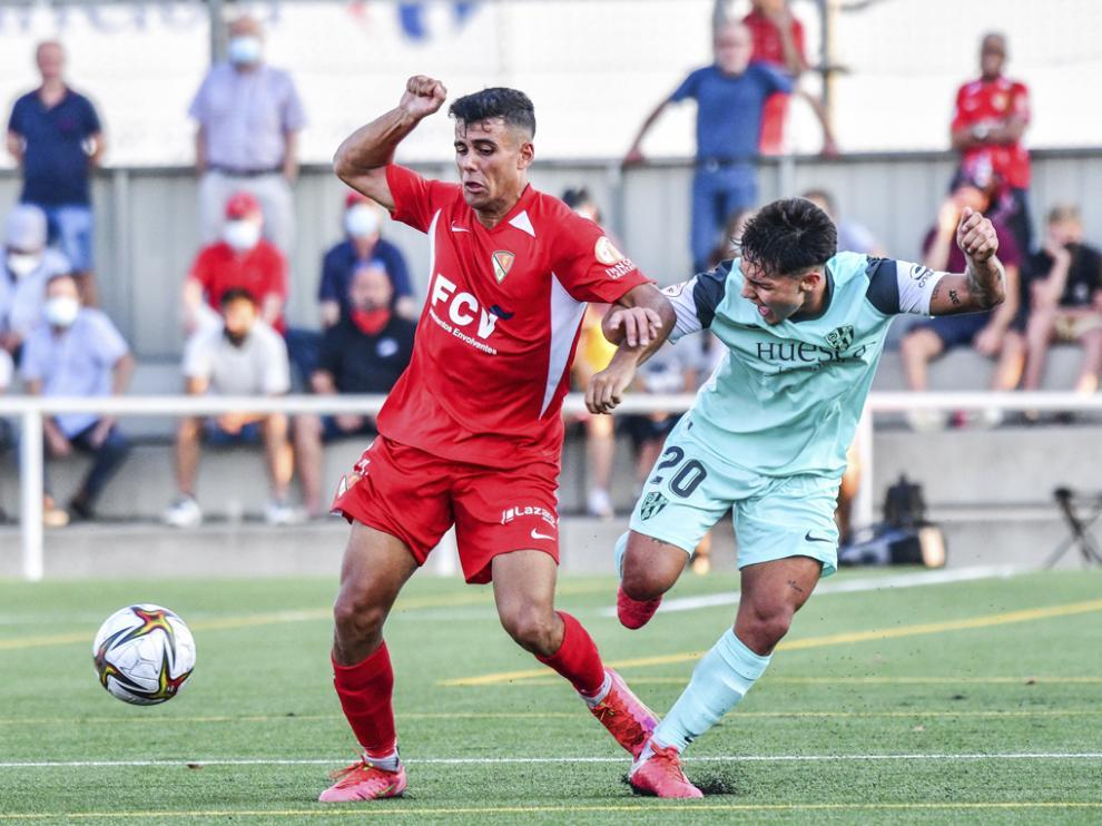 El filial azulgrana arrancó con derrota por la mínima el pasado domingo.