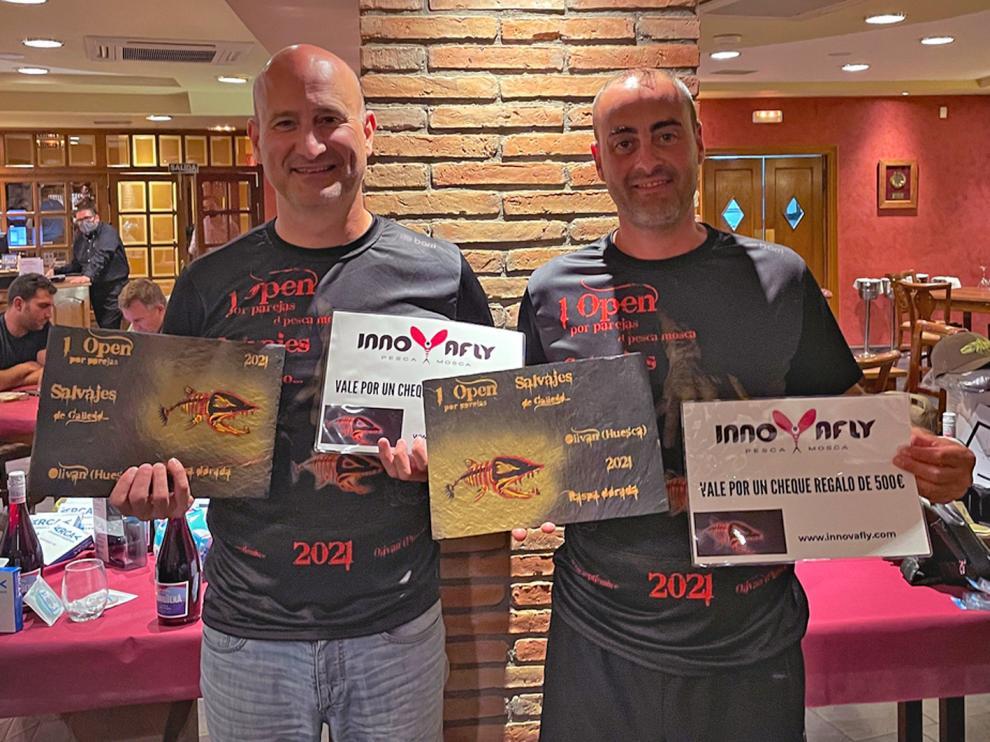 Celigueta y Hospital fueron los ganadores de la primera edición del torneo