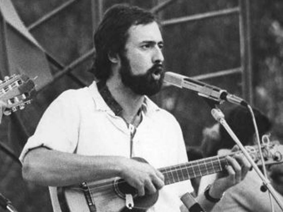 Javier Maestre  en 1978