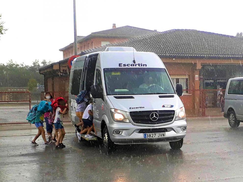 El convenio por el transporte tiene presupuestados 527.000 euros