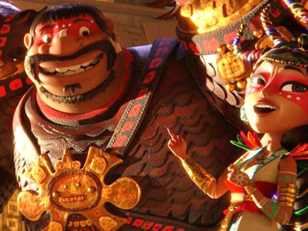 Maya and the Three, serie de animación que emitirá Netflix