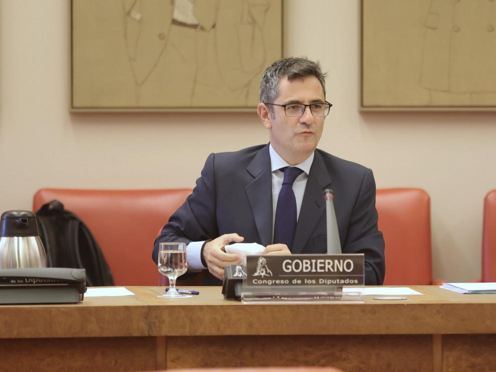 Félix Bolaños, Ministro de la Presidencia