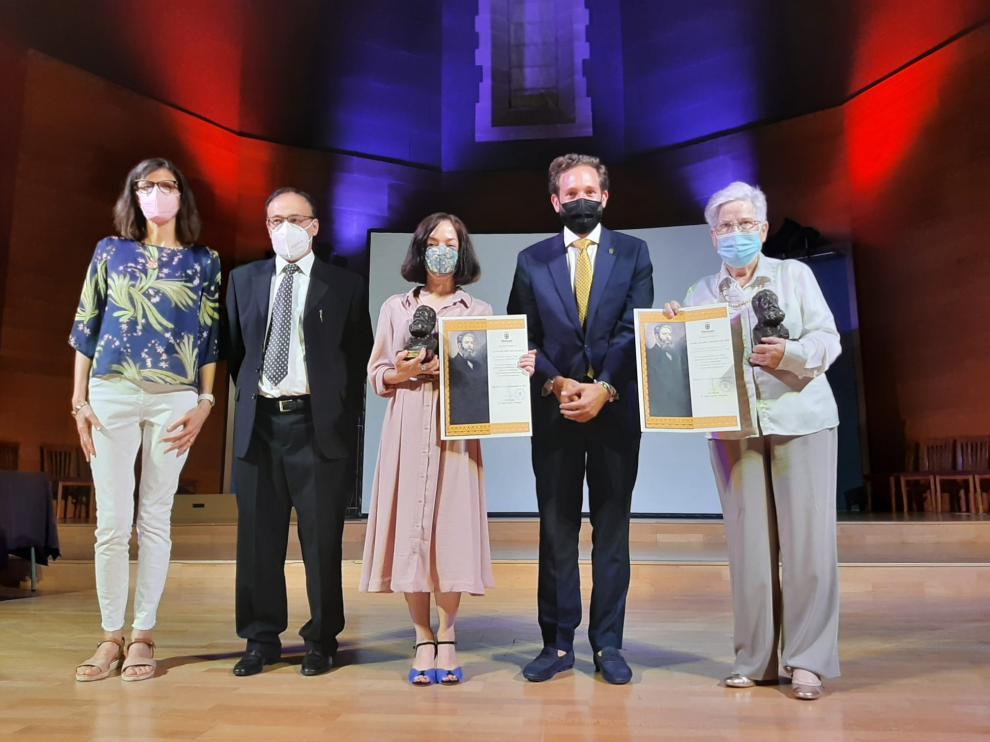 Los Premios Costa de Monzón recogieron sus galardones
