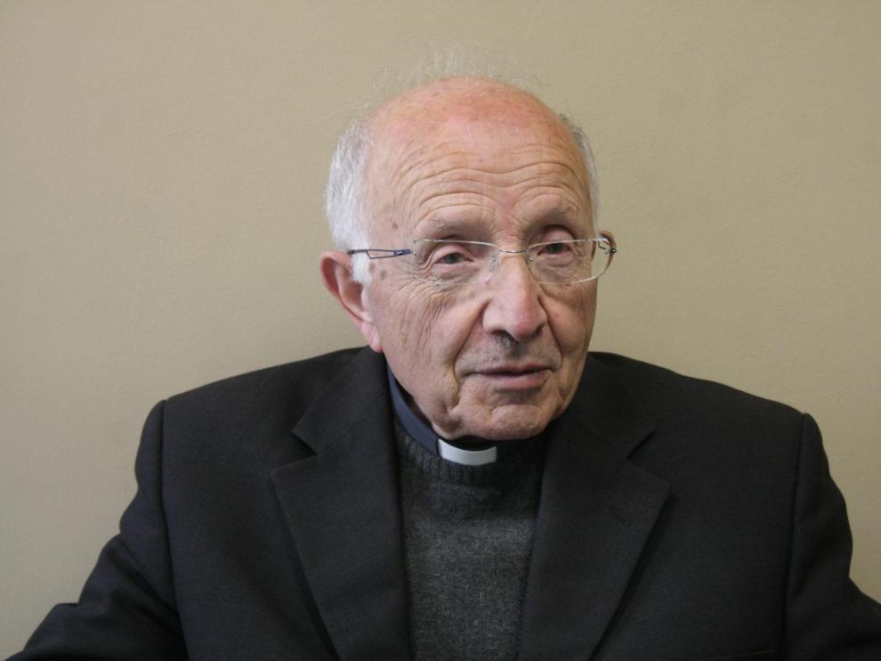 Juan José de Mur, en 2012.