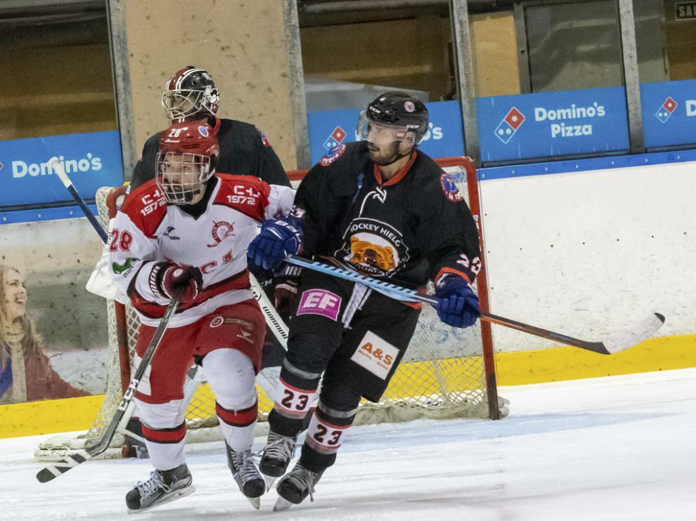 El Club Hielo Jaca será el encargado de abrir el calendario de la Liga Nacional de Hockey Hielo.