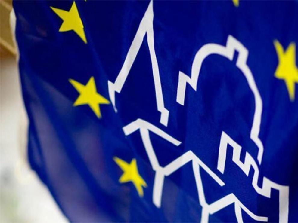 Bandera de las Jornadas Europeas de Patrimonio
