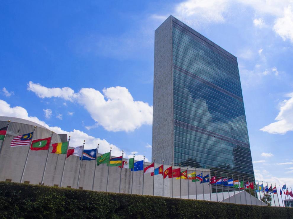 Sede de la ONU en Nueva York