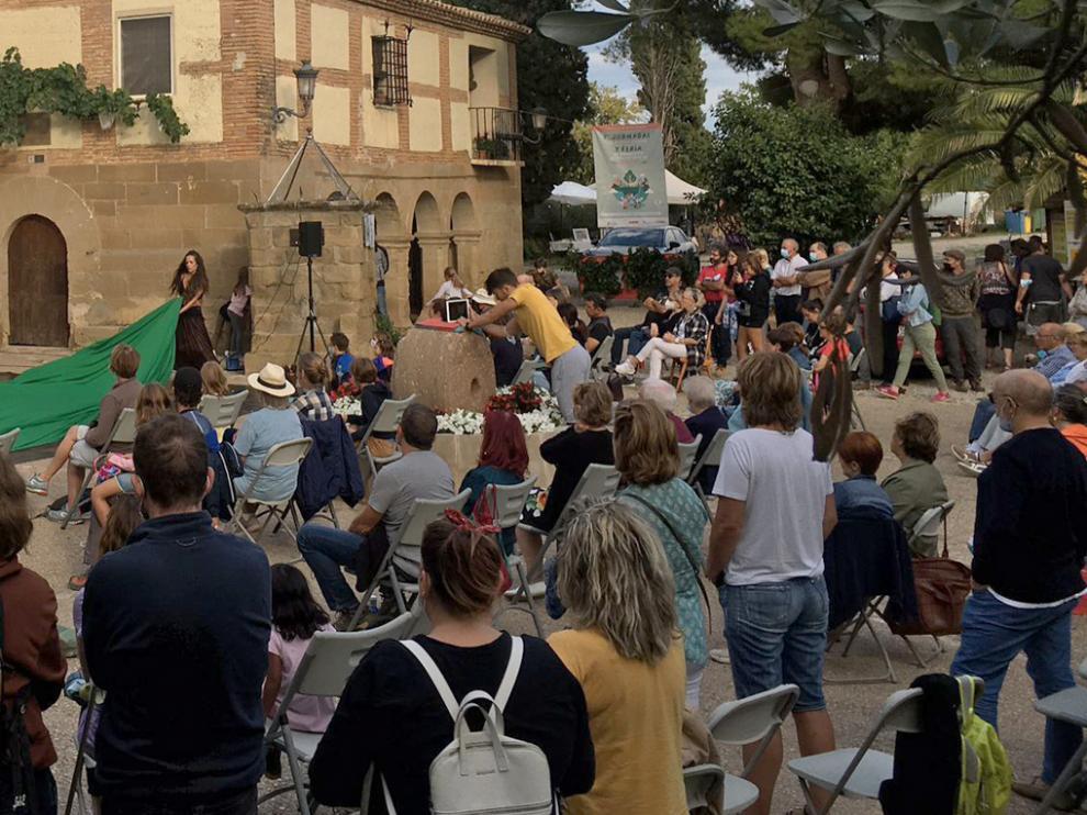 Público el sábado por la tarde en la ermita de la Virgen del Viñedo.