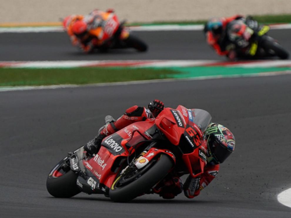 motociclismo / gp de san marino ITALY MOTORCYCLING GRAND PRIX