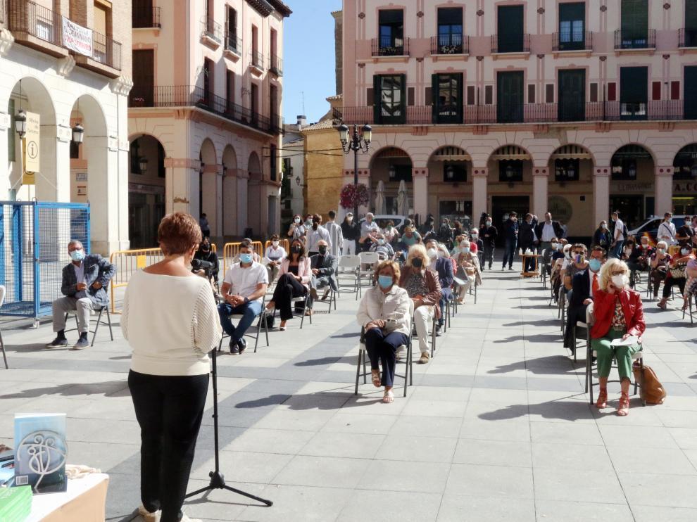 Alzhéimer Huesca ha reclamado el mismo trato para los enfermos tanto en ciudades grandes como en pueblos pequeños.