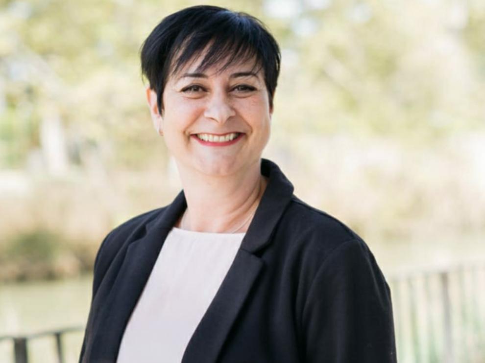 Sonia Alastruey, coordinadora de CHA-Uesca.