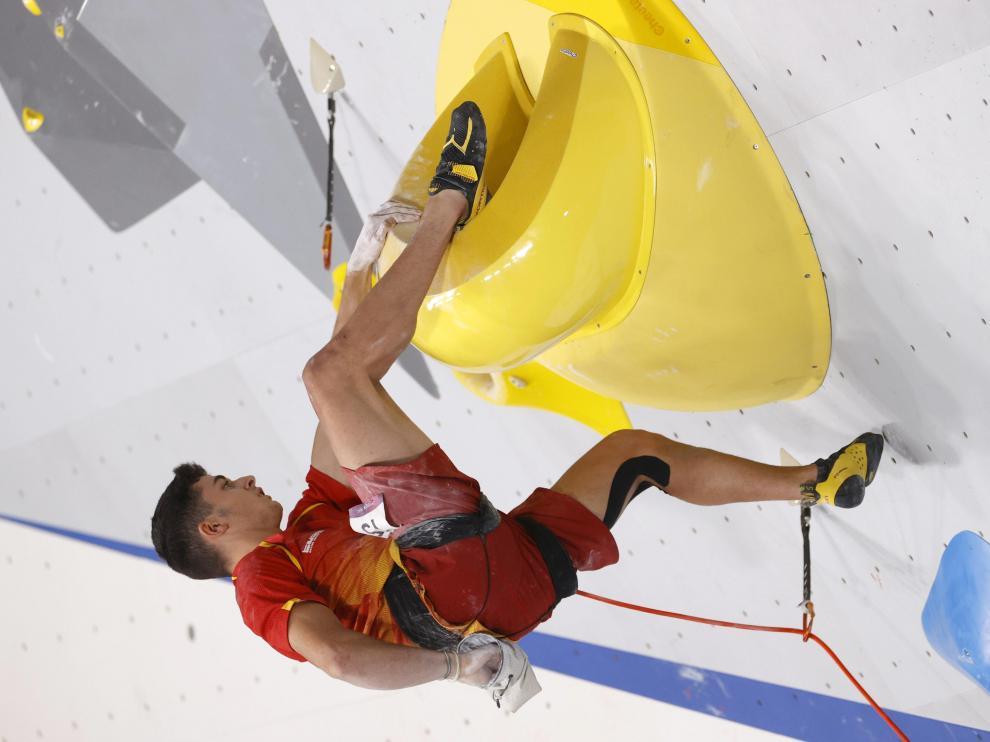 Alberto Ginés, campeón olímpico, estará en Rodellar el sábado.