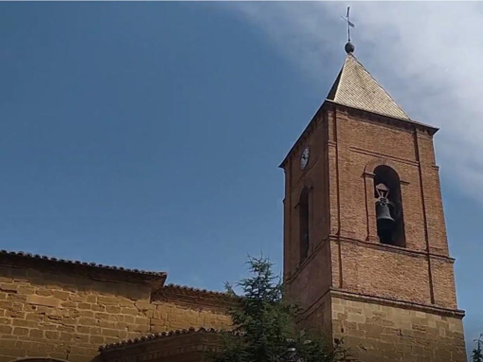 Iglesia de Peralta de Alcofea