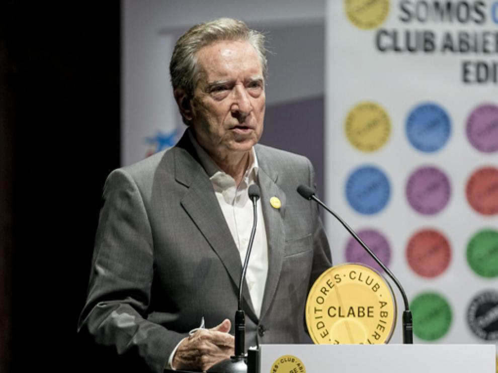 Iñaki Gabilondo, en una imagen reciente.