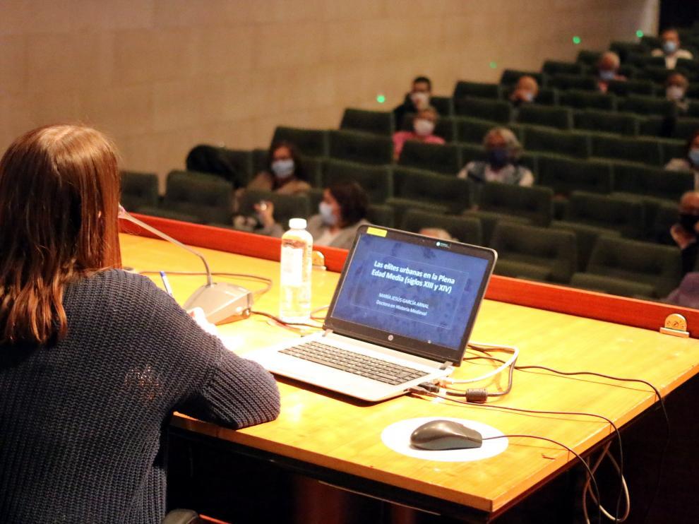 Las conferencias comenzaron ayer y se podrán disfrutar durante todo el día de hoy.