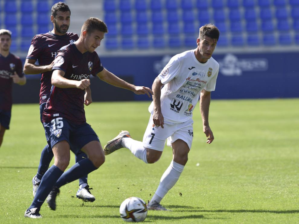 ElHuesca B recibe al Formentera en El Alcoraz.