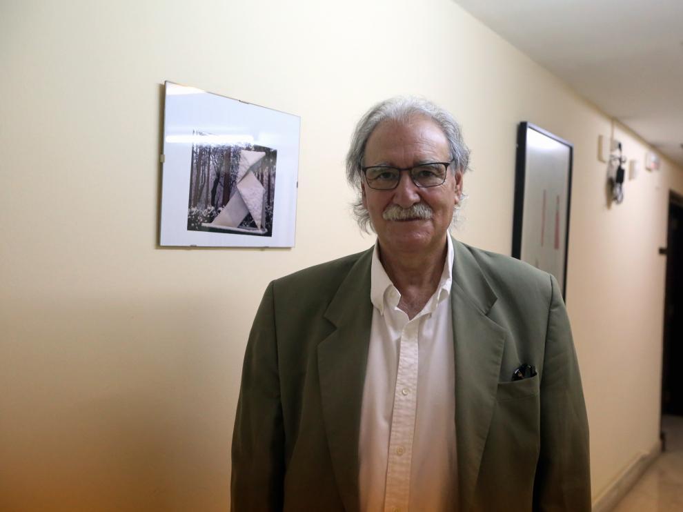 El psiquiatra Miguel Ángel de Uña