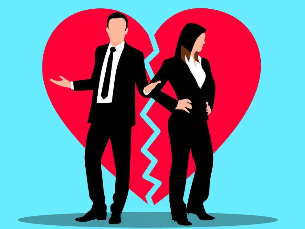 De todos los procesos, 77.200 fueron divorcios.