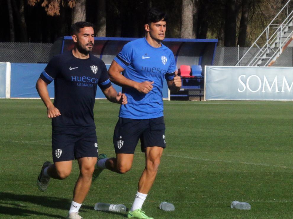 Cristian Salvador sigue recuperándose de su lesión muscular.