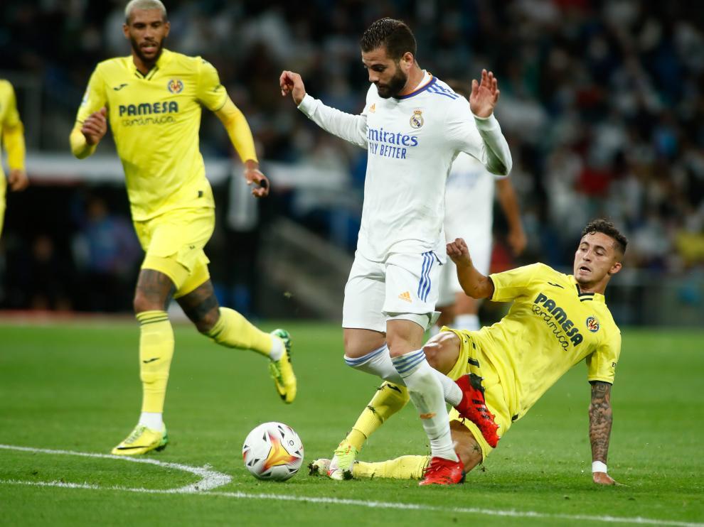 El Real Madrid quiere volver a la senda del triunfo tras su empate frente al Villarreal.