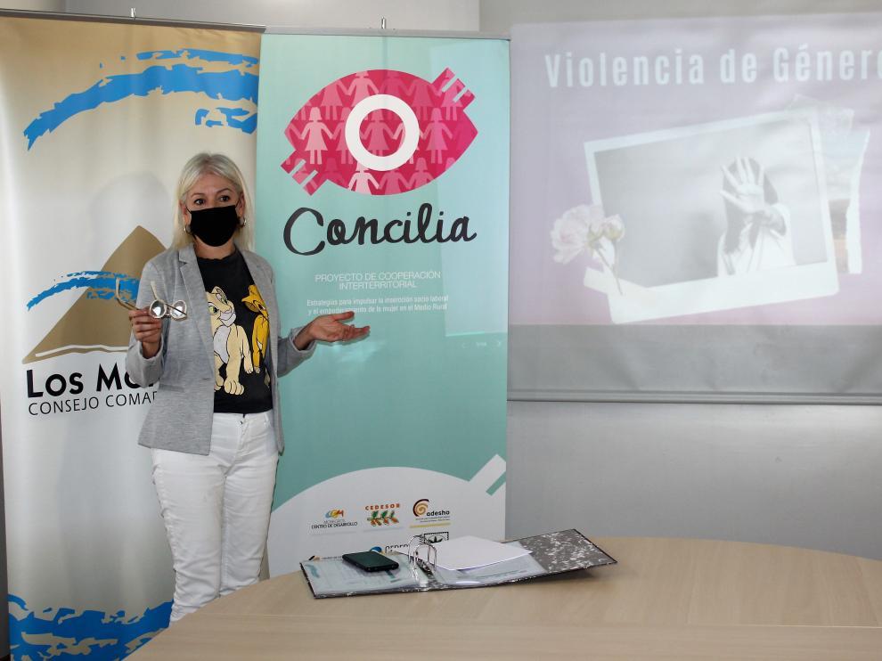 """""""Tejiendo sororidad""""  está impulsada por el proyecto Concilia."""