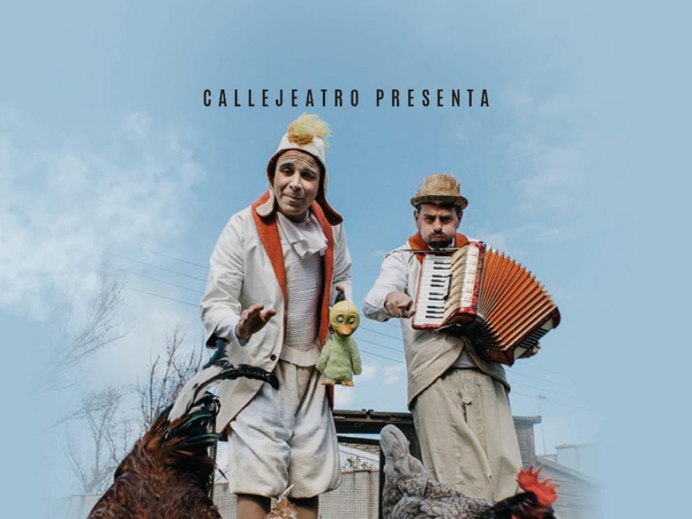 El grupo Callejeatro abre el ciclo cultural.